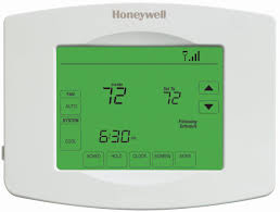 lennox touchscreen thermostat. review: honeywell\u0027s model rth8580wf programmable thermostat delivers the basics | techhive lennox touchscreen 7