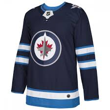 Winnipeg Jets Adidas Adizero Authentic Nhl Hockey Jersey