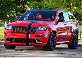 2012 Jeep Grand Cherokee Srt8 Ferrari Inspired Jeep Grand Cherokee Suv Cars Jeep Srt8
