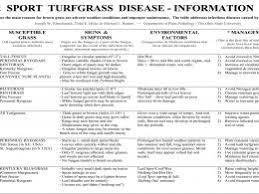 Publications Turfgrass Pathology Program