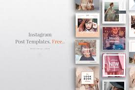 Free Design Templates For Instagram 35 Best Instagram Post Story Templates 2019 Syed Faraz