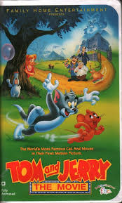 Tom and Jerry - The Movie (VHS, 1993) Does Not apply for sale online