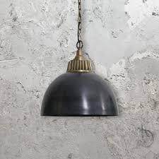 industrial antique bronze pendant light bronze and black pendant light