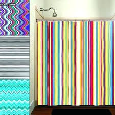 colorful shower curtains. Exellent Curtains Bright Colors Shower Curtain Multi Colored Striped  Curtains Best Green Throughout Colorful Shower Curtains S