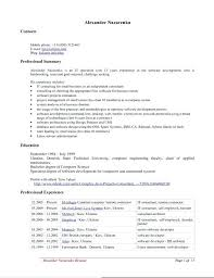 Resume Templates Open Office Impressive Free Online Resume Templates Open Office Template Spacesheepco