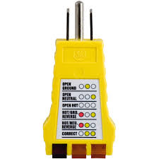 wire outlet tester for testing receptacle power wiring diagram home power gear 3 wire receptacle tester 50542999 walmart com wire outlet tester for testing receptacle power