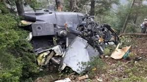 Askeri helikopterin düşmesi sabotajmı