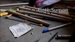 Bamboo Flute Design