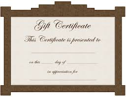 doc 514306 birthday gift certificate template bizdoska com printable gift certificates templates gift coupons template