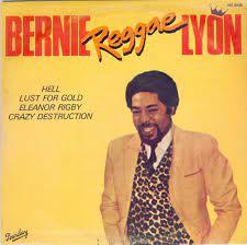 Bernie Lyon – Bernie Reggae Lyon (1981, Vinyl) - Discogs