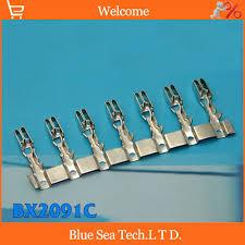popular fuse terminal buy cheap fuse terminal lots from fuse 50 pcs lot bx2091c car fuse holder terminal connectors bundle type fuse