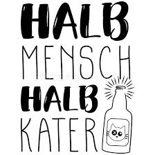 Coole Katze Kater Alkohol Party Spruch Geschenk Buttons Klein