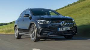 Gla 250 and gla 250 4matic standard features include: 2021 Mercedes Benz Gla Review Top Gear