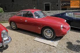 1960 Alfa Romeo Giulietta Sprint Zagato related infomation ...