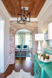 White Exposed Brick Wall Best 25 Brick Accent Walls Ideas On Pinterest Interior Brick