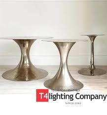 metal pedestal table base. Metal Pedestal Table Base Incredible Stainless Steel Leg Home Interior 19