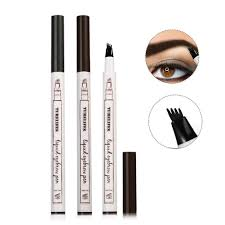 Amazoncom Turelifes Tattoo Eyebrow Pen With Four Tips Long Lasting