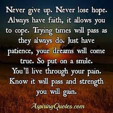 Dream Will Come True Quotes Best of Have Faith Your Dreams Will Come True Aspiring Quotes
