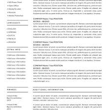 Pages Resume Template Fascinating Templates For Mac R Template Pages Download Example Pertaining To