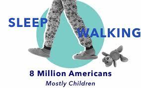 Sleepwalking Symptoms