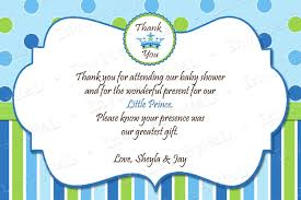 Baby Card Notes Amazing Baby Shower Thank You Note Bee Card Luxury Game Idea