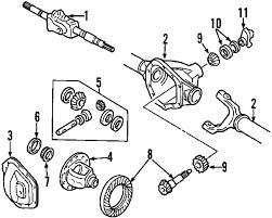 parts com® ford front drive axle drive axles propeller shaft 2002 ford f 350 super duty xlt v8 7 3 liter diesel propeller shaft