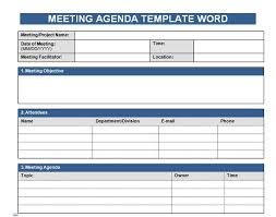 agenda template for word agenda templates for word hitecauto us