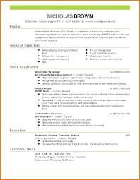 10 Hybrid Resume Examples Hostess Resume