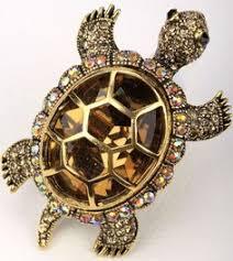 <b>Big</b> Turtle w/<b>Crystal Antique</b> Ring in 2019   Turtles   Turtle jewelry ...