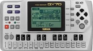 yamaha qy. music sequencer yamaha qy