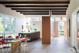 living room rug architect hal goldstein of new york s janson goldstein created a warm modernist house in