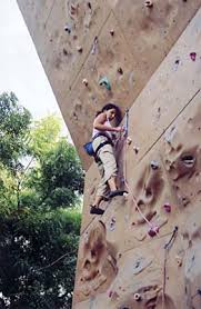artificial rock climbing wall in delhi