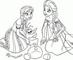 Frozen Coloring Pages Pdf 12 Free Printable Disney Frozen Coloring