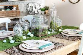 50 diy easter table decorations that