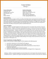 weekly syllabus template 7 8 class syllabus template genericresume