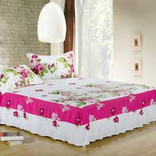 bed skirts for sale. Exellent Bed Hot Sale Printed Home Colchas Princess Bedding 100 Cotton One Piece  Beautiful Fancy Bed Skirts Elastic Ruffles Twin Size 001in Skirt From  For Q