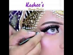 kashees impressive makeup hair styling by kashif aslam