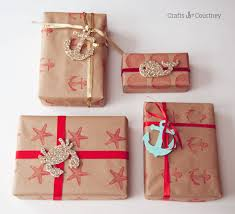 Christmas Gift Wrapping Ideas From Your Craft Room  Atta Girl SaysBeautiful Christmas Gift Wrap