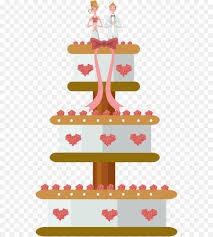 Wedding Cake Layer Cake Vector Wedding Cake Png Download 600999