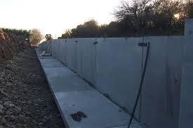 superior concrete retaining walls