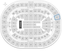 Capitals Interactive Seating Chart Capital One Arena Concert Seating Chart Interactive Map