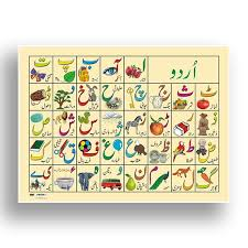 Urdu Alphabet Learn For Kids Alphabet Image And Picture