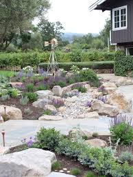 Small Picture Rock Garden Designs Looks Good as Your Front Yard Landscape Ideas
