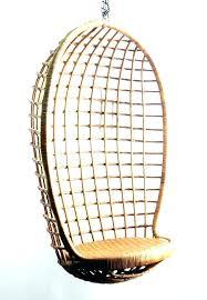 wicker egg chair best hanging ideas on outdoor rattan indoor bm