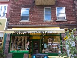 and development coordinator with les maison vertes