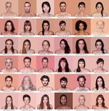 Where Do You Fall On The Pantone Skin Color Spectrum Skin