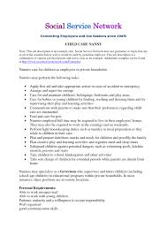 Child Care Resume 100 Resume Template For Child Care Worker Resume Group Home Child 65