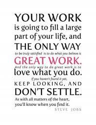 Find A Job You Love Quote Unique Job Quotes Best Quotes Ever