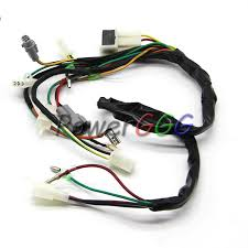 compare prices on main wiring harness online shopping buy low yp572 oem pw50 electrical main wiring harness wire loom plus connectors for yamaha pw 50 2