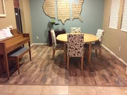 flooring for dining room. modern dining room makeover flooring for